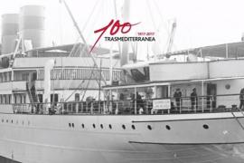 Se cumplen 100 años de la constitución de Trasmediterránea