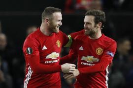 Rooney se defiende: «No puse los pies en la boda»