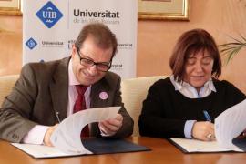 La UIB y el Consell trabajarán conjuntamente en dos proyectos para modernizar la isla
