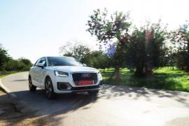 Prueba el nuevo Audi Q2 en los Jardines de Alfabia
