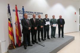 La Policía Local de Calvià ha realizado 101 detenciones este verano