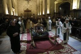 Solemne traslado de las reliquias de Ramon Llull