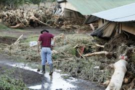 El huracán Otto deja al menos 9 muertos en Costa Rica