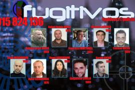 La Policía pide la colaboración ciudadana para encontrar a diez fugitivos que podrían ocultarse en España