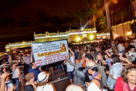 Miami festeja la muerte de Fidel Castro