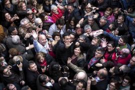 Pedro Sánchez inicia su intento de recuperar el liderazgo del PSOE diciendo que el tiempo de la gestora «acabó»