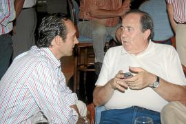 Los vicepresidentes de Bauzá y el PP nacional aceptan que Rodríguez sea candidato en Palma