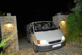 Un hombre de 51 años muere electrocutado en Santa Ponça
