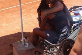 Fallece el padre de una tenista mientras veía a su hija jugar una final