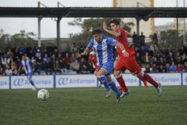 El Atlétic Balears suma un nuevo empate y ve frenadas sus aspiraciones