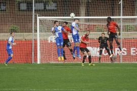El Mallorca B se abona al empate sin goles