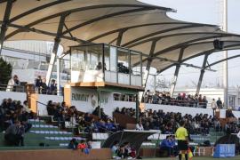 La Peña vence al Binissalem por 1-0