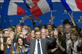 Fillon se corona como candidato de la derecha francesa a la Presidencia