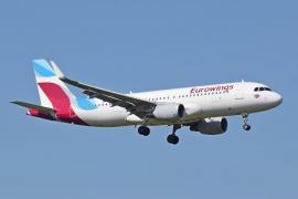 Eurowings conectará Palma con tres ciudades alemanas y Basilea en 2017