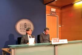 Thomàs (PSIB) cree que no habrá ninguna modificación «radical» de los 'Acords pel canvi'