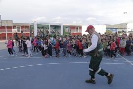 El Ayuntamiento de Palma edita un disco para animar a los alumnos de Infantil y Primaria a reciclar