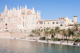 Solamente un 4,5 % de las viviendas de alquiler en Palma está por debajo de los 500 €