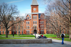 Abaten a un sospechoso del tiroteo ocurrido en la Universidad de Ohio State