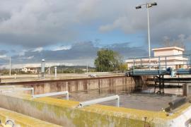 La depuradora de Porreres aumentará su capacidad en un 45%, tras la inversión de 2,2 millones