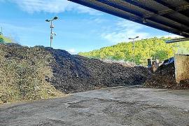 El mal olor de la planta de compostaje de Costa de la Calma irrita a los vecinos