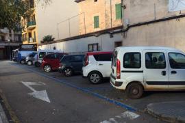 Algaida instaura aparcamiento restringido gratuito en la plaza