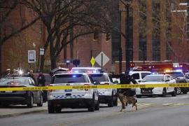 El atacante en la universidad de Ohio atropelló y acuchilló a 9 personas antes de ser abatido