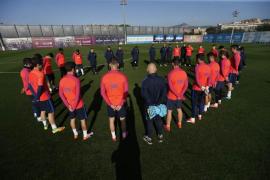 El Mallorca lamenta el «trágico accidente» y la pérdida de Cléber Santana