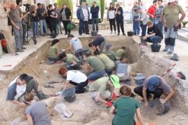 Algaida habilita 3.000 euros para identificar a los tres algaidins de la fosa de Porreres