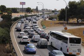 Palma es la segunda ciudad española más congestionada por el tráfico