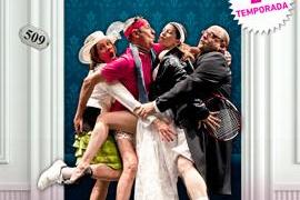 'Tres nits sense dormir', una divertida obra en Trui Teatre