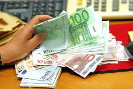 El Gobierno quiere limitar los pagos en efectivo a 1.000 euros