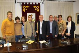 Joan Monjo es investido alcalde de Santa Margalida con los votos de Convergència y PP
