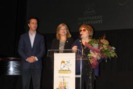 Santanyí reconoce la obra literaria de Antònia Vicens