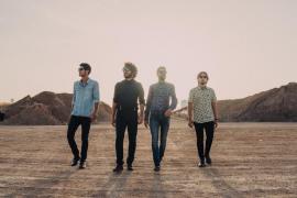 La banda mallorquina Yoyo Banana vuela a Madrid para promocionar su disco debut