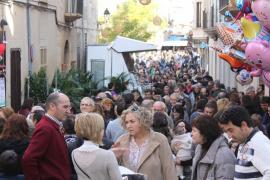 Dos ferias para disfrutar del fin de semana en Mallorca