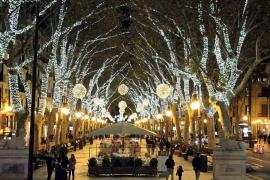 Palma ilumina la Navidad este sábado
