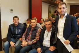 Andreu Villalonga, nuevo alcalde de Binissalem