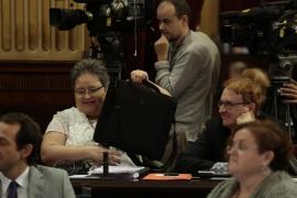 Montse Seijas afirma que PSIB y MÉS prefieren a Alberto Jarabo porque «es débil»