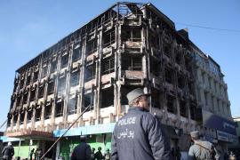 Un ataque de los talibanes deja 12 muertos en Kabul