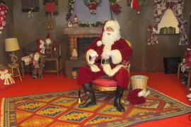 El Corte Inglés acogerá la Casita de Papá Noel a beneficio de Aspanob