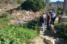 Calvià y la OCB amplían el acuerdo de recuperación ambiental de Ses Quarterades