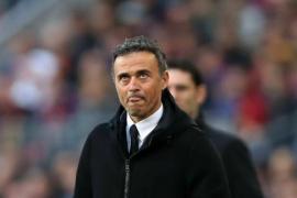 Luis Enrique cree que «el fútbol fue injusto» con el Barça