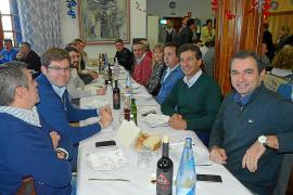 El PP de la Part Forana se vuelca con Company y su proyecto «integrador»