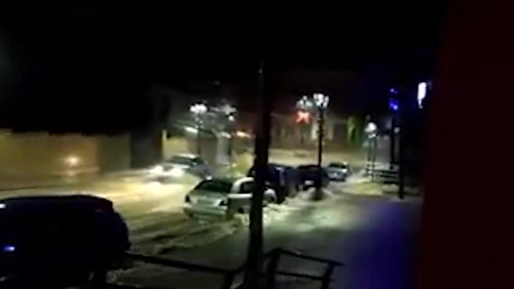 Hallan muerta a una mujer en Estepona a consecuencia de las inundaciones