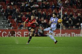 Mallorca-Valladolid: Minuto a minuto