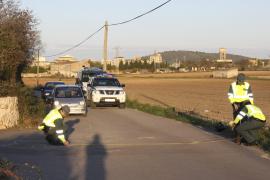 Un motorista de 50 años muere en Manacor tras chocar con un vehículo