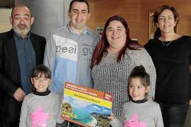Ganadora del sorteo de Tenerife en Ultimahora.es