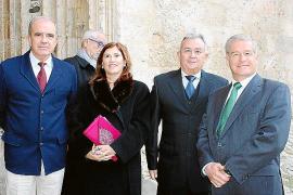 La reina Sofía clausura l'Any Ramon Llull en un acto celebrado en la Seu