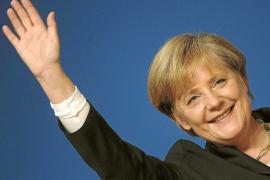 Angela Merkel es reelegida con el 90,4% de los votos presidenta de la CDU