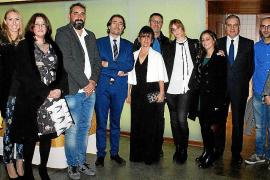 Entrega de los Premis Populars 2016 en Molí des Comte